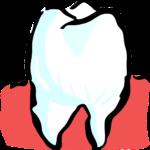 Śliczne nienaganne zęby dodatkowo efektowny prześliczny uśmieszek to powód do dumy.